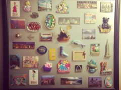 Kids are going to need another magnet board soon.