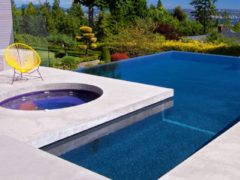 Pool deck inspiration.
